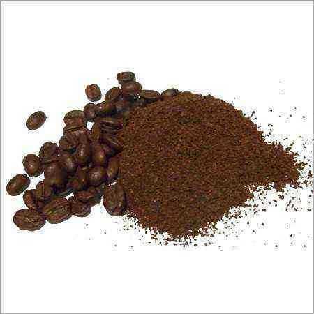 Coffee and Tea Powder