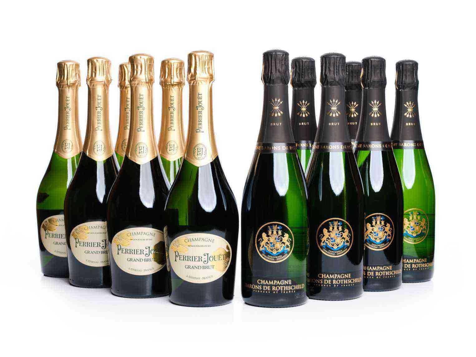 Champagne Store