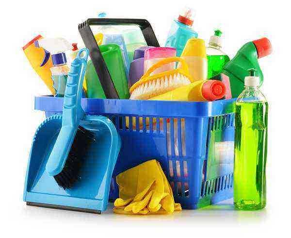 Cleaning Materials /Materiel de Nettoyage
