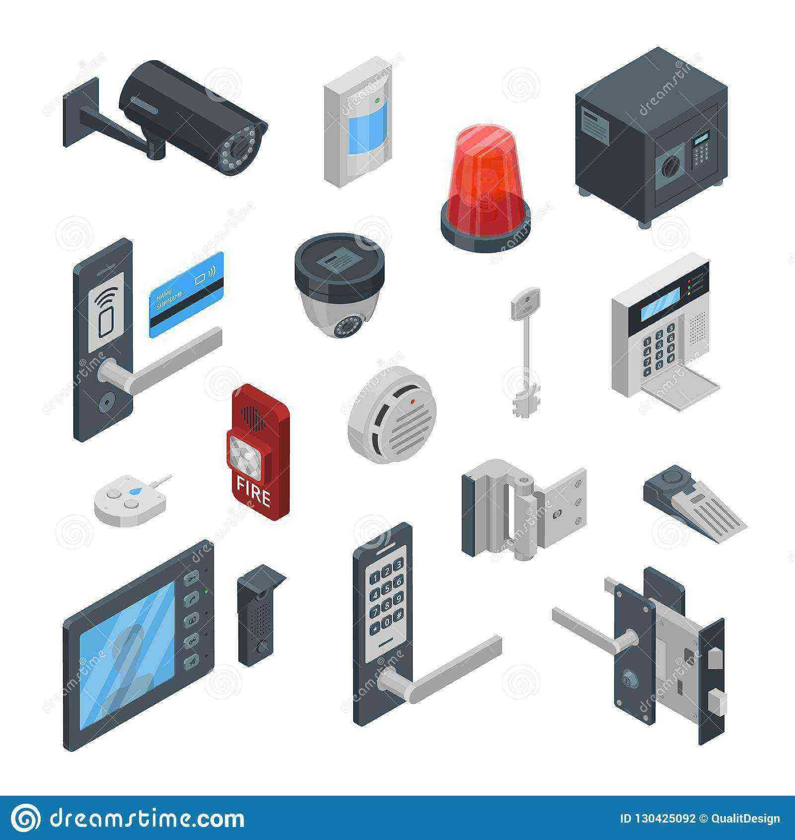 Security System Technology Device's