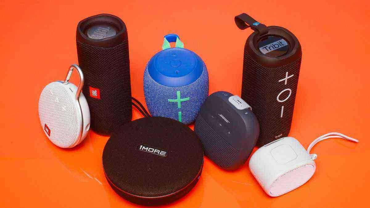 Speakers/Bluetooth